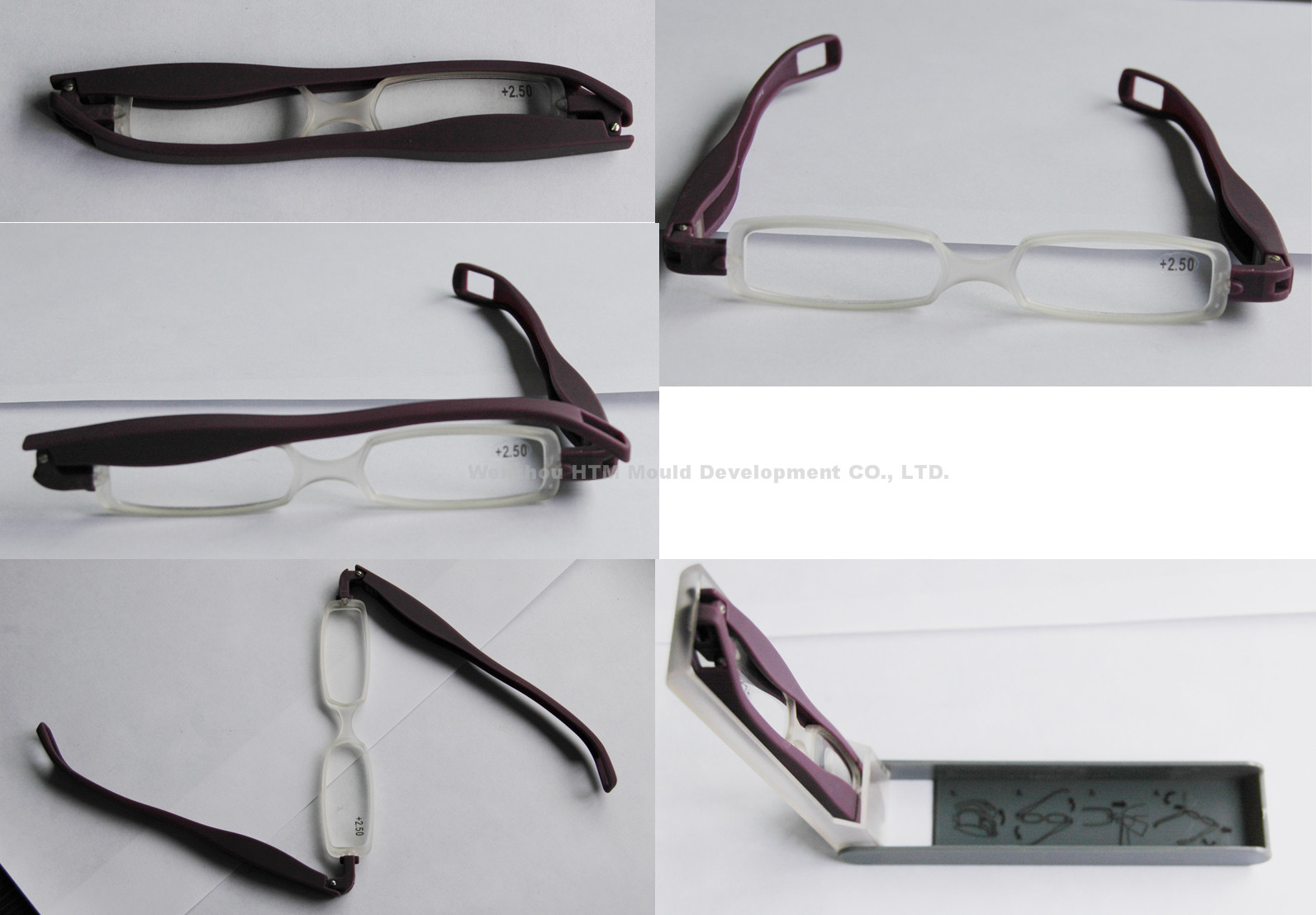 rotating reading glasses